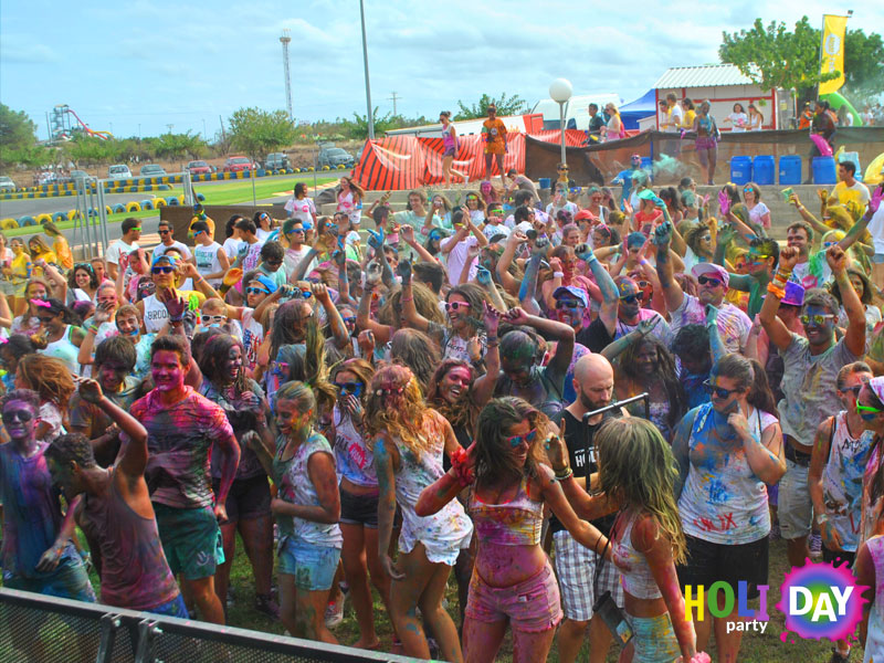 Holi Party Day Fiesta de color y luz 1