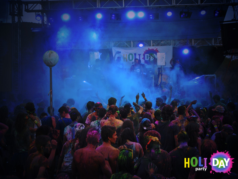 Holi Party Day