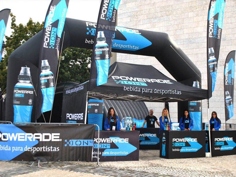 Zona Vip MM Portugal Powerade Beat